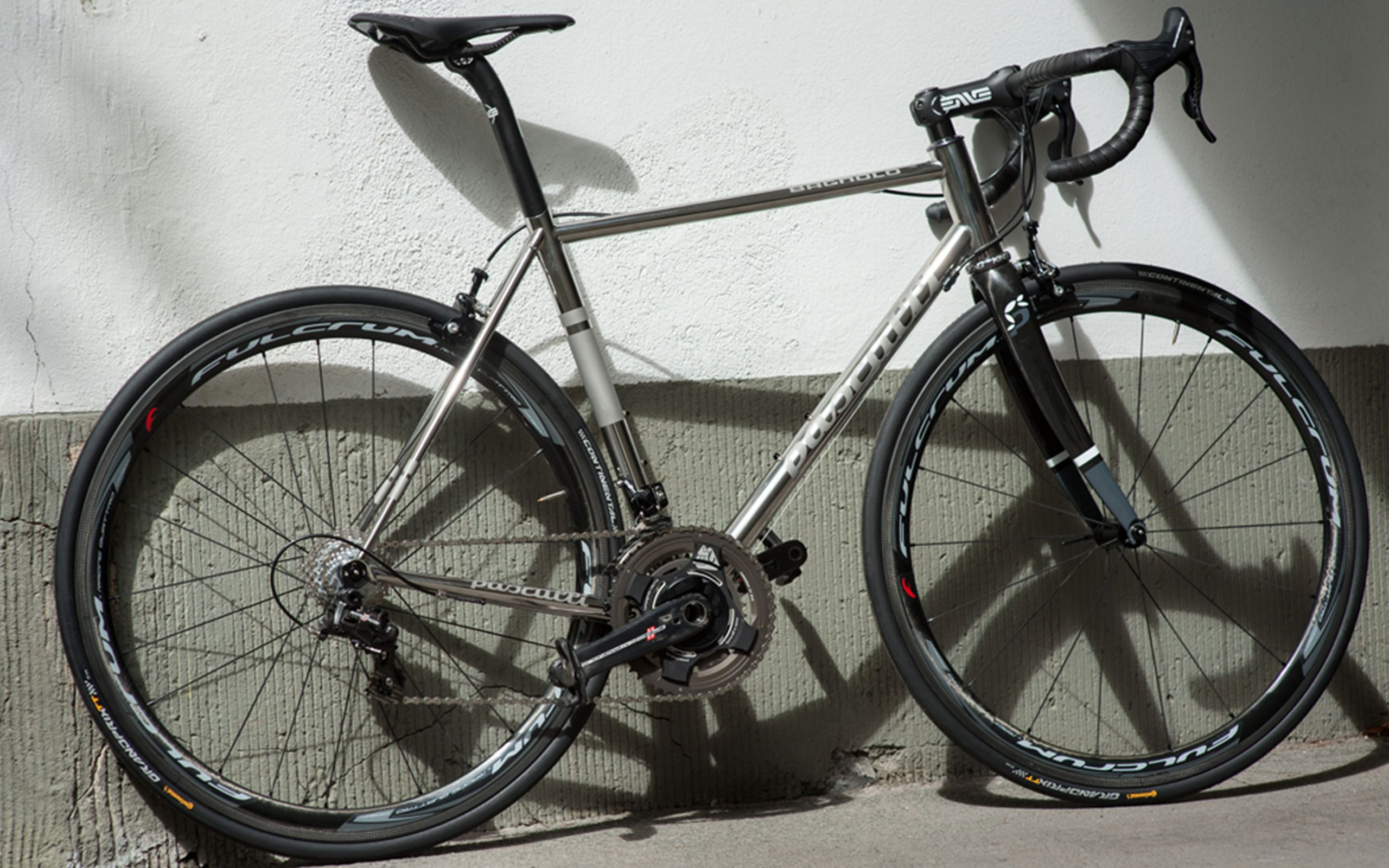 Pasculli_Bagnolo_Stainless_Steel_Road_Bike